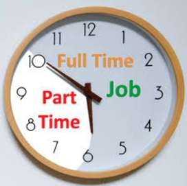 Work at Home / Part time jobs