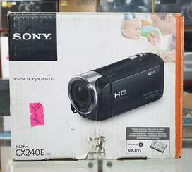 HDR-CX240E Sony Handycam On Cash and Easy Instalments.