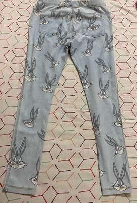 Zara  stretch jeans N h&m jeans