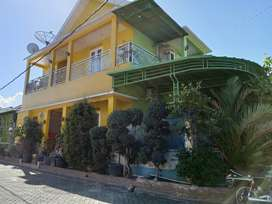 Rumah 2 Lantai Dijual di Belakang Terminal Magetann