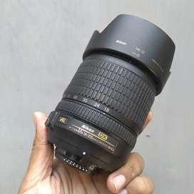 Lensa tele Nikon 18-105mm VR