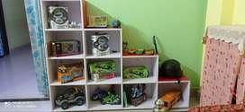 Toy shelf multipurpose...