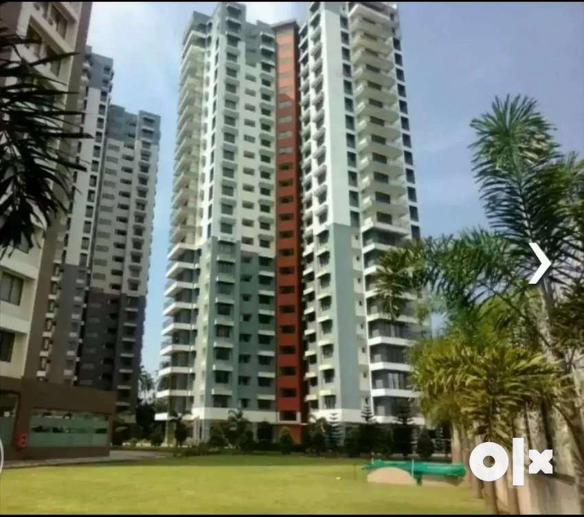 3 bhk 1850 sqft gated communitty flatt for rent at aluva kottappuram 0
