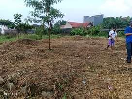 Dijual tanah kavling 150m2 perumahan pendidikan kodau pondok gede