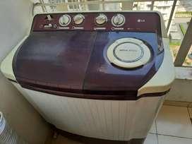 LG Semi Automatic Washing Machine 8.0 Kg
