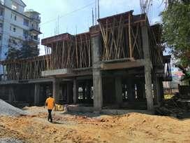 Zooroad Tiniali 2bhk under construction flat