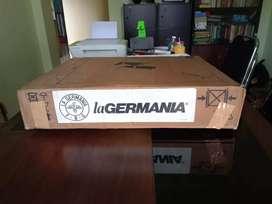 Kompor La Germania Made in Italy (4 tungku)
