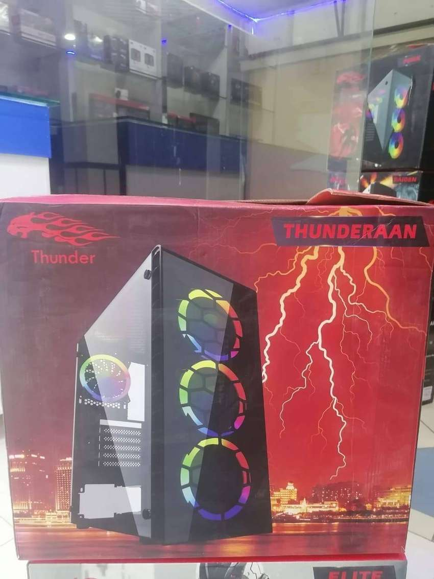 THUNDER ALL GAMING CASING AVAILABLE IN STOCK