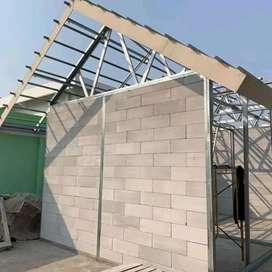 Baja ringan sni renovasi atap rumah