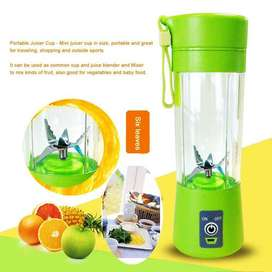 Usb Chargeable Portable Juice Best For Gym Olx