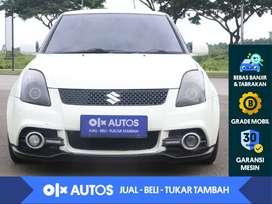 [OLX Autos] Suzuki Swift 1.5 GT 3 A/T 2012 Putih