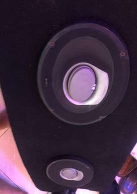 IMPORTED INFINITY  REFERENCE DUAL HIGH QUALITY SPEAKERS