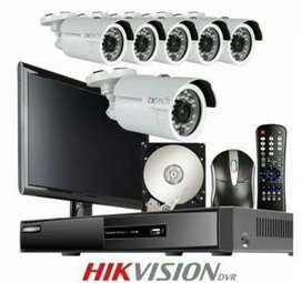 Cctv& ip Cameras in wholesales rates with installation
