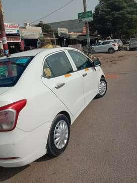 Hyundai Xcent 130000 Km Driven