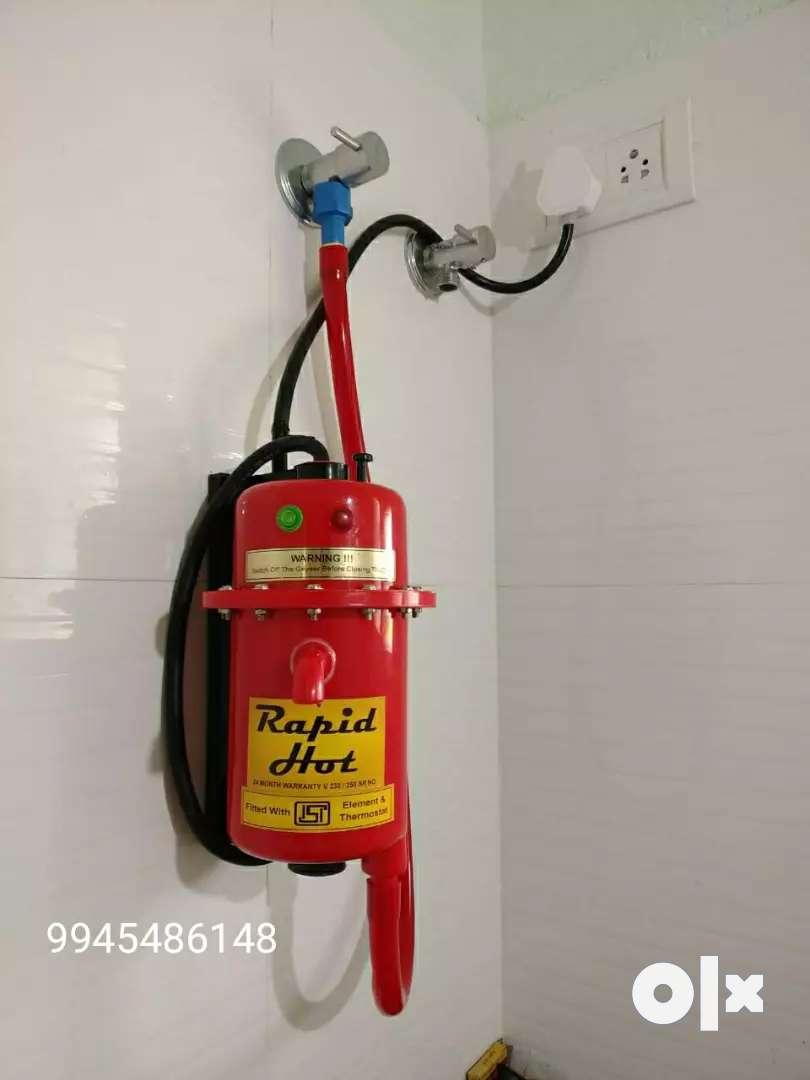 Rapid hot instent geyser (Brand New) 0
