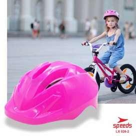 helm sepeda anak - kids safety helmet