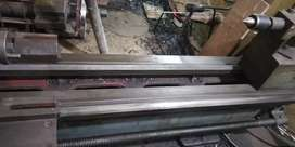 Lathe machin 9 fitted 12 cen, 80 hol, 5 Hp, 16 inch check.115000/_