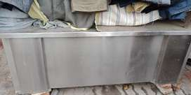 Steel Counter for sale