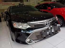 Toyota camry 2.5 Bensin Tahun 2015 Kondisi Terawat