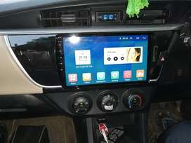 TOYOTA COROLLA 2014-16 ANDROID NAVIGATION PANEL