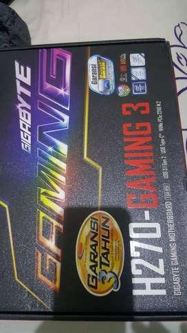 Motherboard Gigabyte H270 Gaming 3