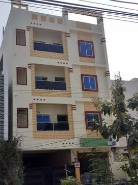 Second Floor and Third floor House for rent Near Alakapur Road