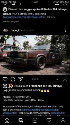 Volvo 740 gle rusty style