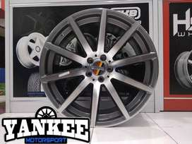 Velg Mobil CX9 dll Terbaru Ring 20 HSR Wheel ARU GMF