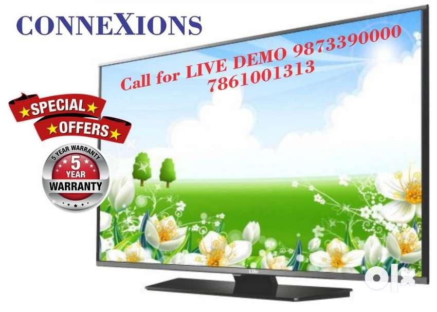 Dhamaka sale SONY LED TV 42 inch Smart TV 1920×1080 resolution 0
