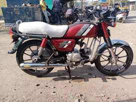One hand used bike good condition  bike