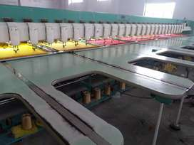 4600 sq ft factory double storey main road near Choudhary farm