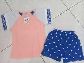 Baju anak 3&4 tahun