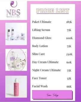 Cream wajah NBS