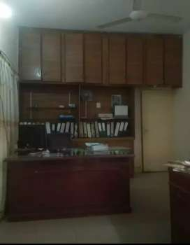 space available for godowns and office