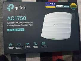 Tp-Link AC1750Omada EAP245 Wireless Gigabit Ceiling Mount Access point
