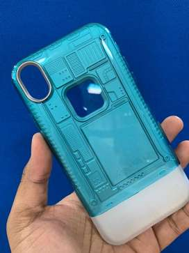 Aneka Case Silicone Anticrack iPhone XR