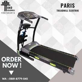 Treadmill Elektrik Paris Bisa COD