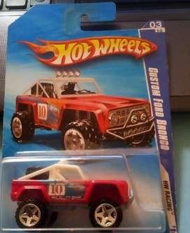 Hot wheels Custom Ford Bronco