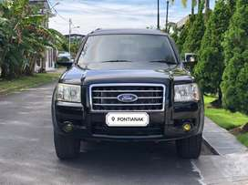 FORD EVEREST 2.5 10s / 10-S manual 4x4 th 2008 Hitam