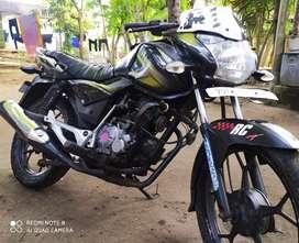 Bajaj Discover 100 cc(model 2014)