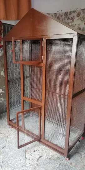 Wooden Cage / Cage For Parrotts