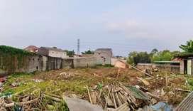 Tanah di Ciracas PHU SHM Dijual Cepat