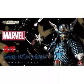 MMR Samurai Captain America