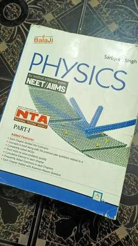 Shree Balaji physics part 1and 2 for neet