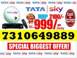 Book Now Tata Sky DTH Airtel Tv Tatasky Best In All India!
