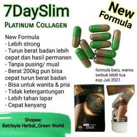 Seven 7 days slim - produk ori