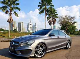 Mercedes benz cla200 2014/2015 amg sport 1.6 coupe