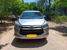 Toyota INNOVA CRYSTA 2.4 GX Manual, 2018, Diesel
