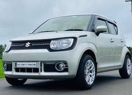 Maruti Suzuki Ignis 2018 Petrol 14500 Km Driven