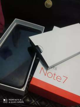 Xiaomi redmi Note 7 4/64 Fullset